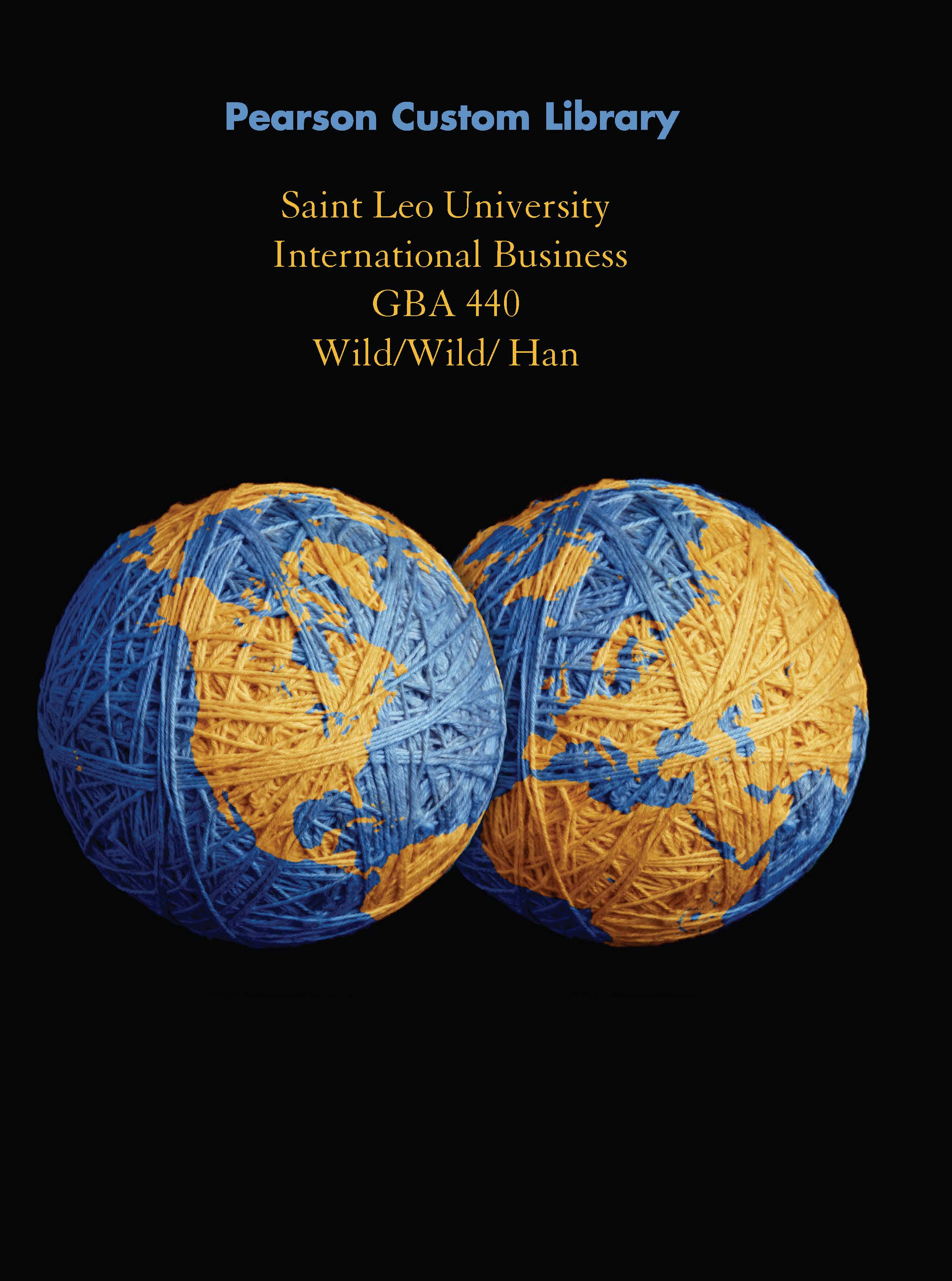 Saint leo university pearson learning solutions international business business 440 john j wild isbn 1397812692396150 fandeluxe Images