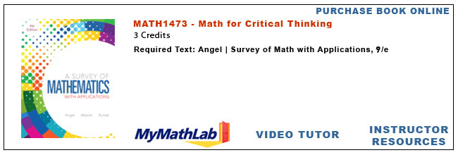tulsa community college math for critical thinking Critical thinking: where to begin  college and the critical thinking community the art of mental trickery with any order for the core set of critical.
